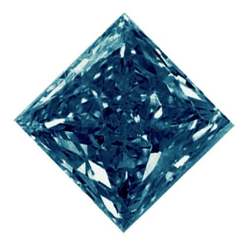 BluediamondPrincessCut
